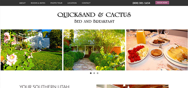 Quicksand & Cactus Bed & Breakfast